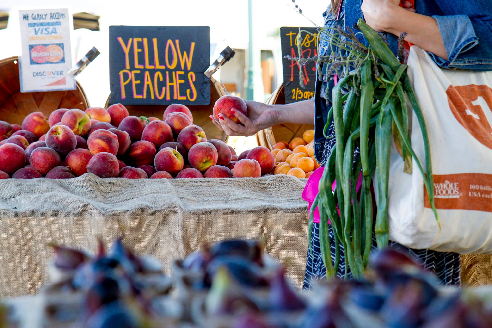 Certified Farmers' Markets - San Diego County, California