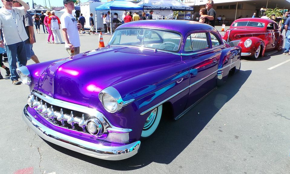 California Cruisin\': Classic Cars & Hot Rods in North County San ...