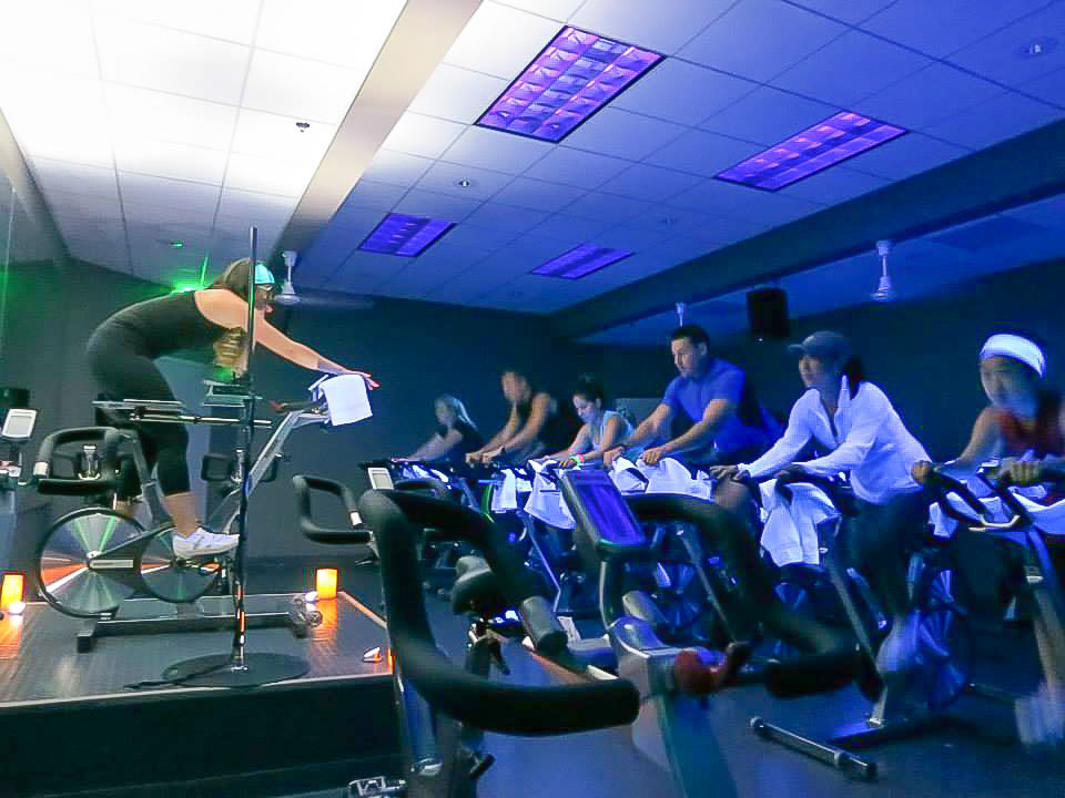 See Why The Rush Indoor Cycling Studio Has Carmel Valley