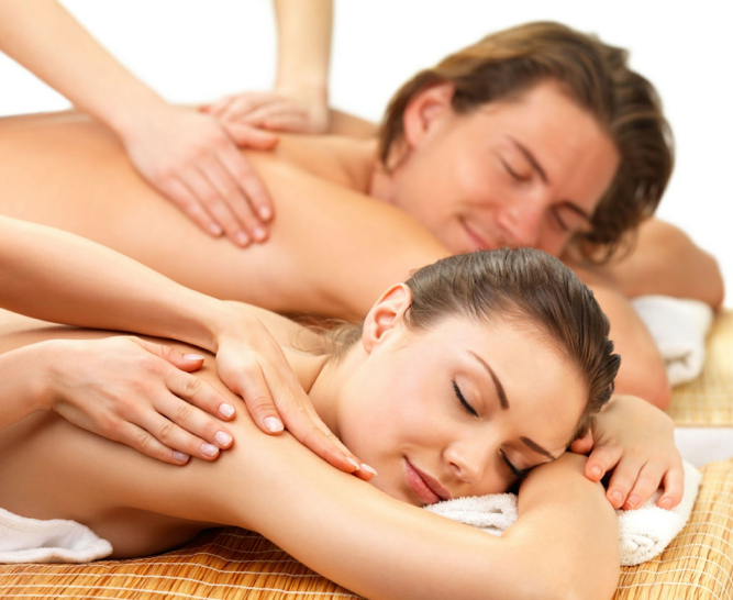 ROMANCE AND RELAXATION in Del Mar: Couple Massage