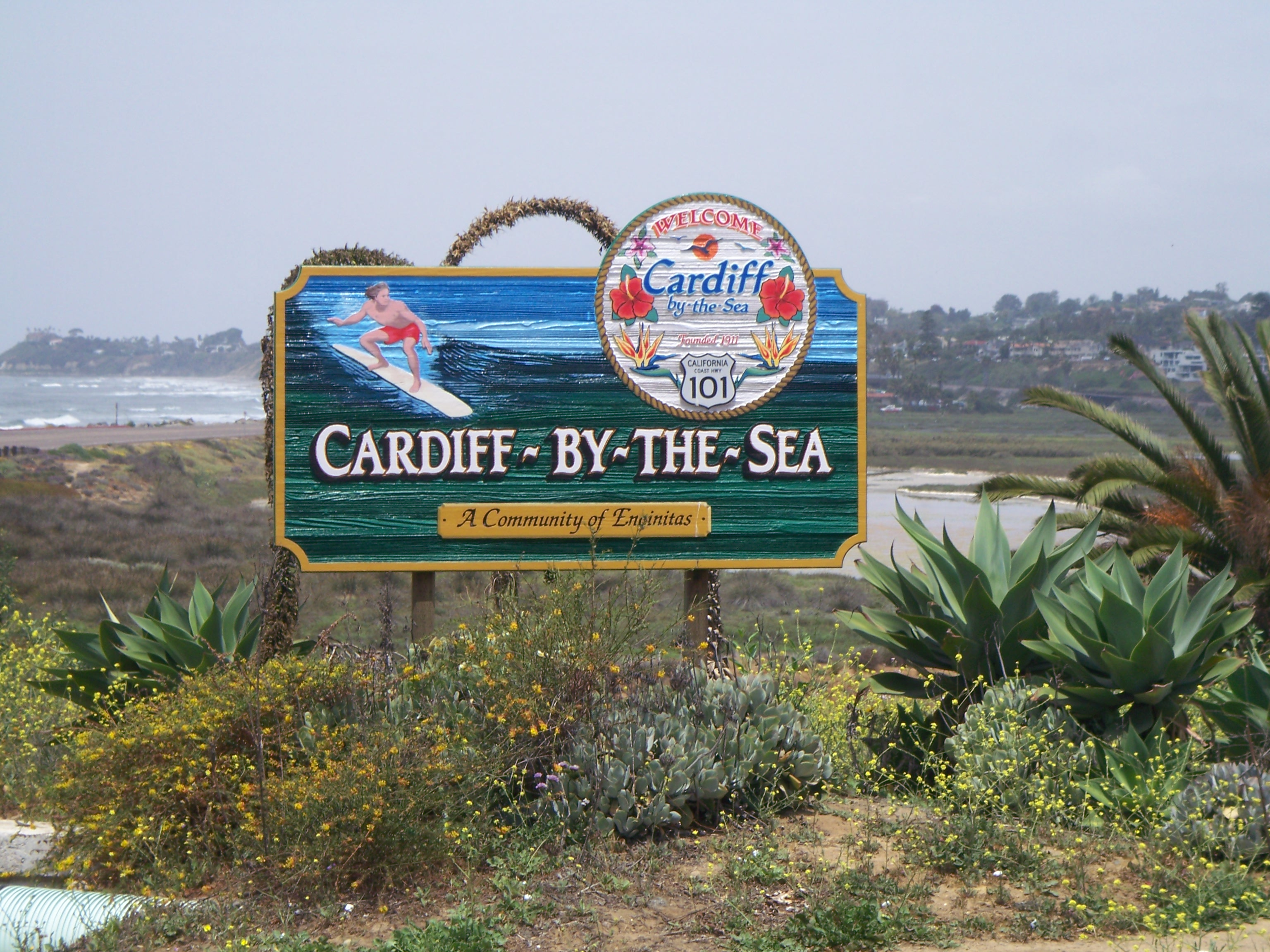 Encinitas Neighborhood Guide: Cardiff-by-the-Sea