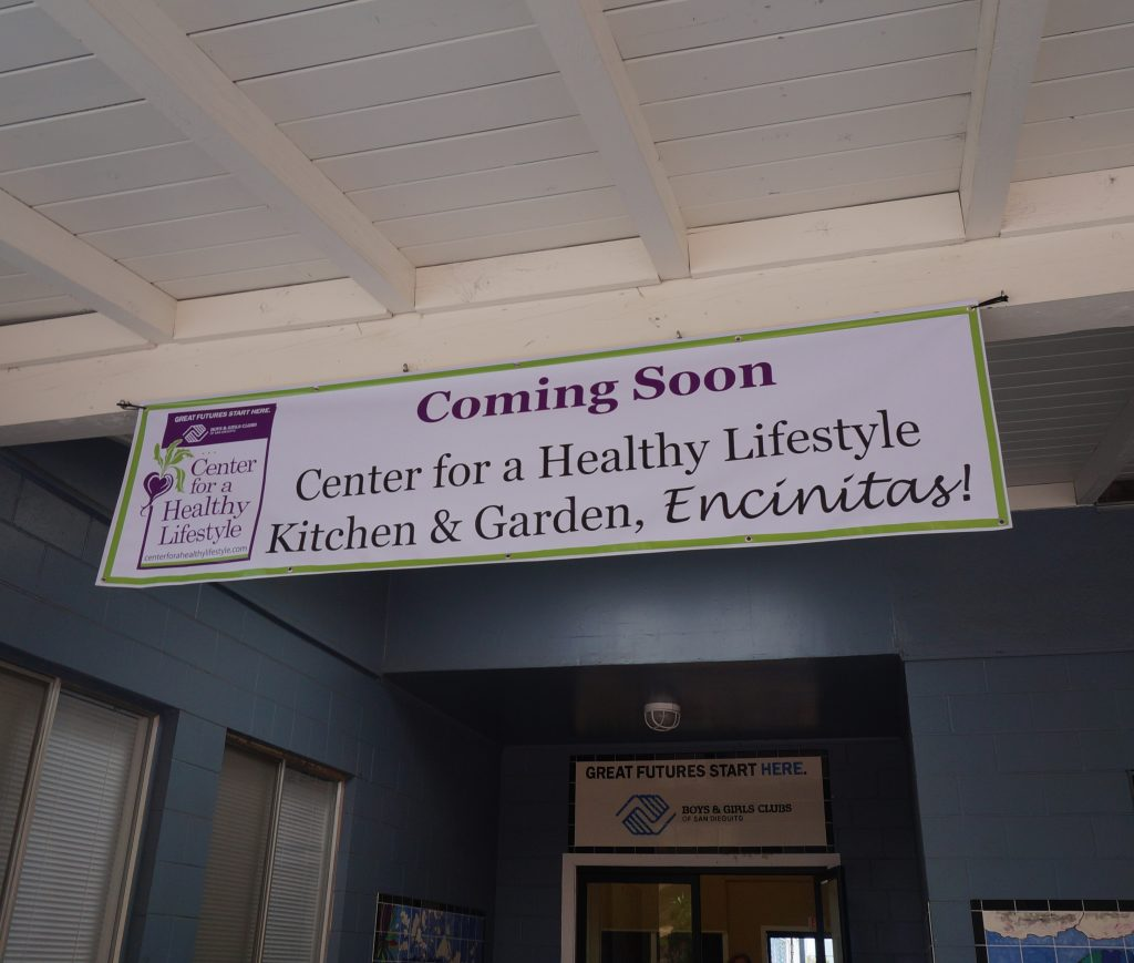 The Center for a Healthy Lifestyle Kitchen and Garden Project
