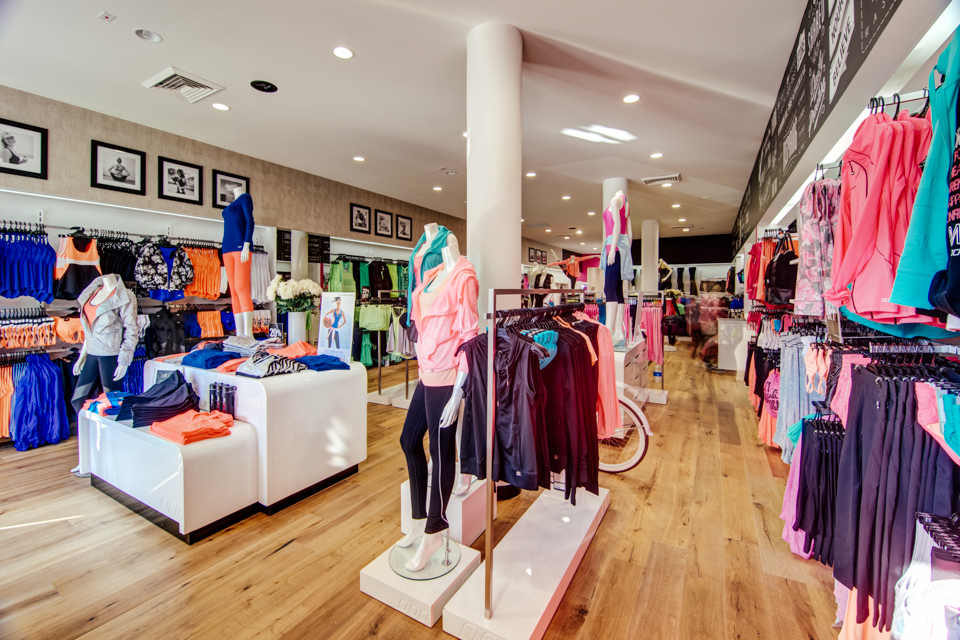 Lorna Jane Opens Active Living Room In Del Mar Plaza