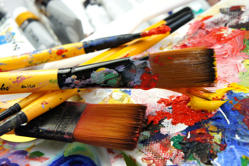 Places in North County San Diego to BYOB, Drink and Paint