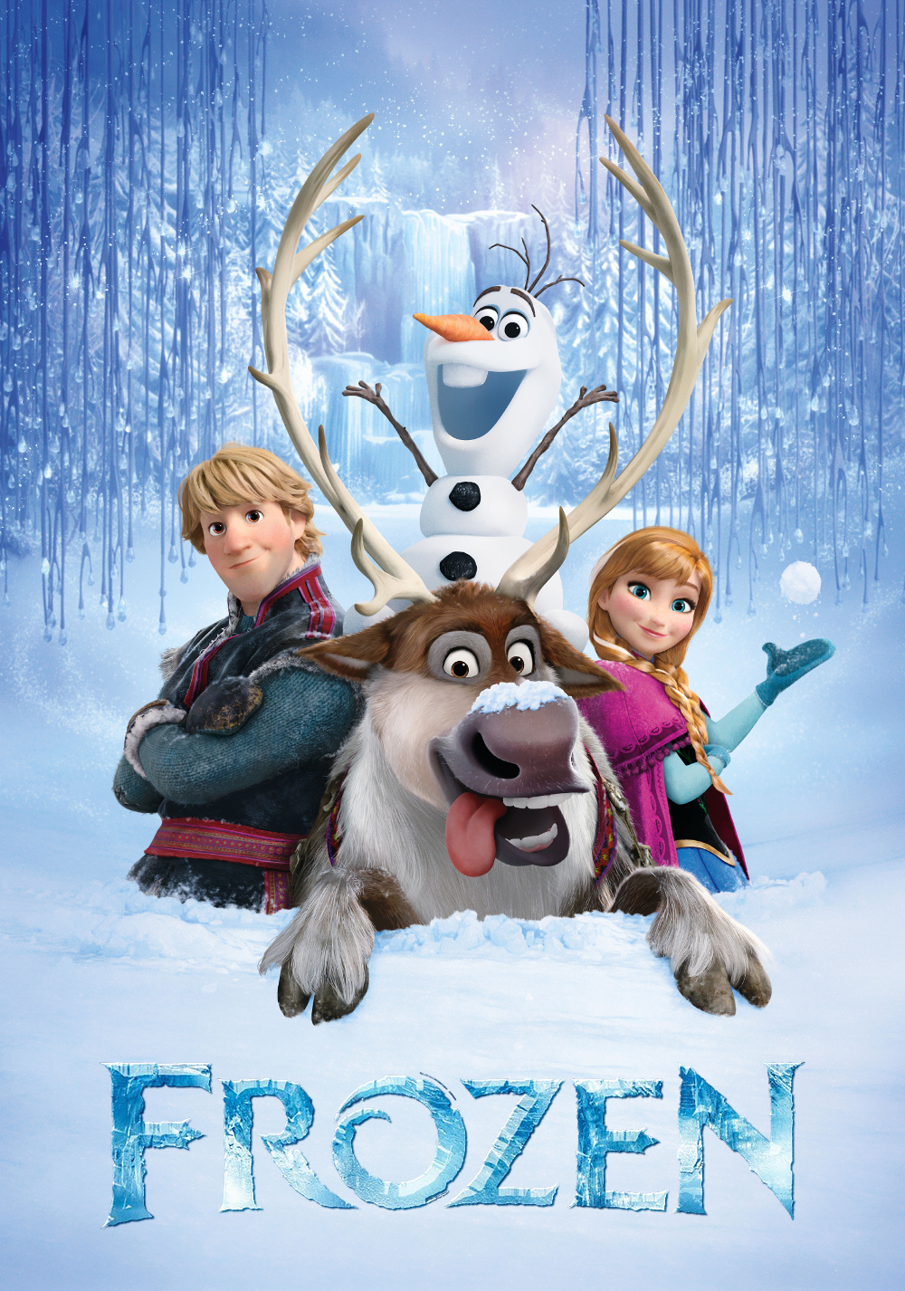 Frozen Movie Poster | Your North County