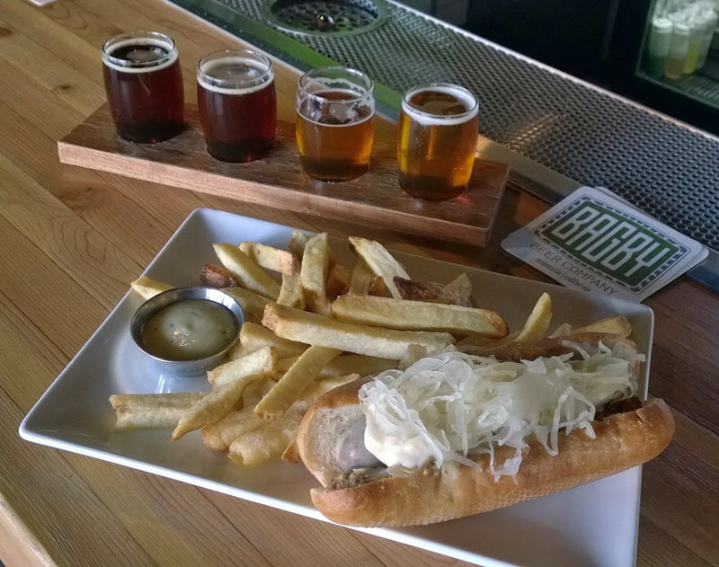 Bagby Beer Company North County San Diego Craft Breweries