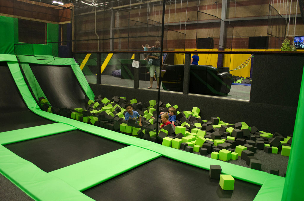 Get Air Trampoline Park In North County San Diego Ync
