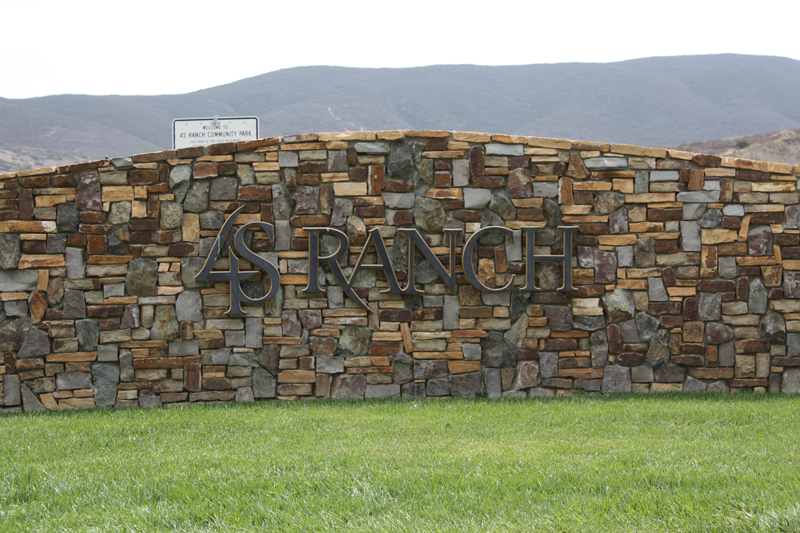 4S Ranch Sign