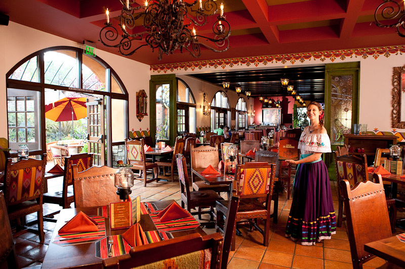 La Cantina Restaurant Act Lunch Course Review