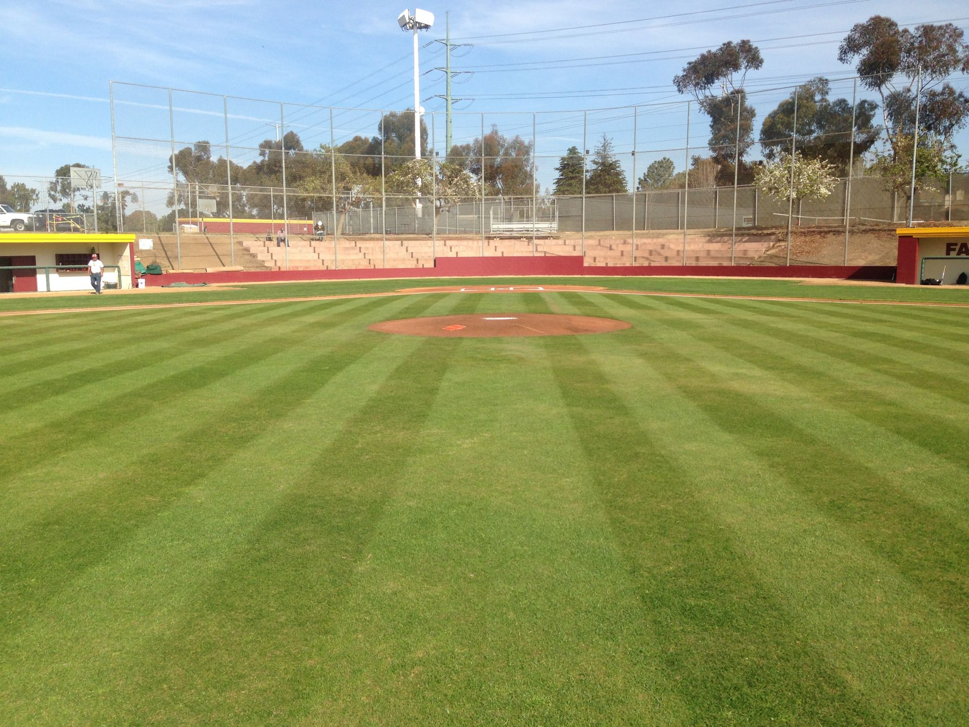 Torrey Pines High School Baseball Field