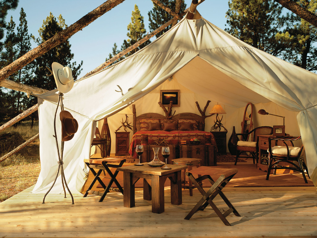 Southern California Luxury Resorts: Weekend Getaway: Glamping In Southern California