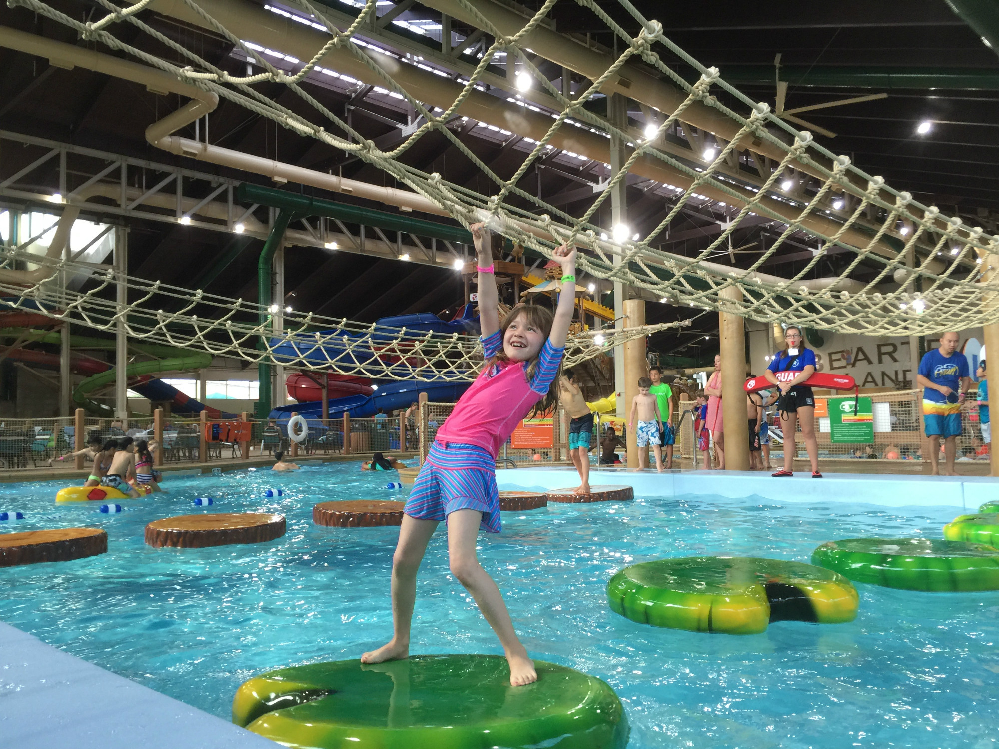Great Wolf Lodge: A look Inside SoCal's Newest Theme Park | YNC