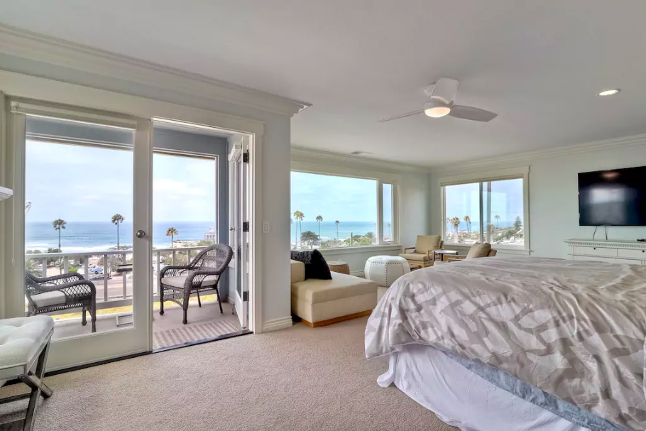 6 breathtaking vacation rentals in north county san diego for San diego county cabin rentals