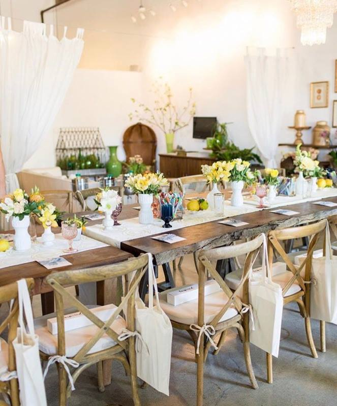 Divine Dinner Series with Isari Flower Studio