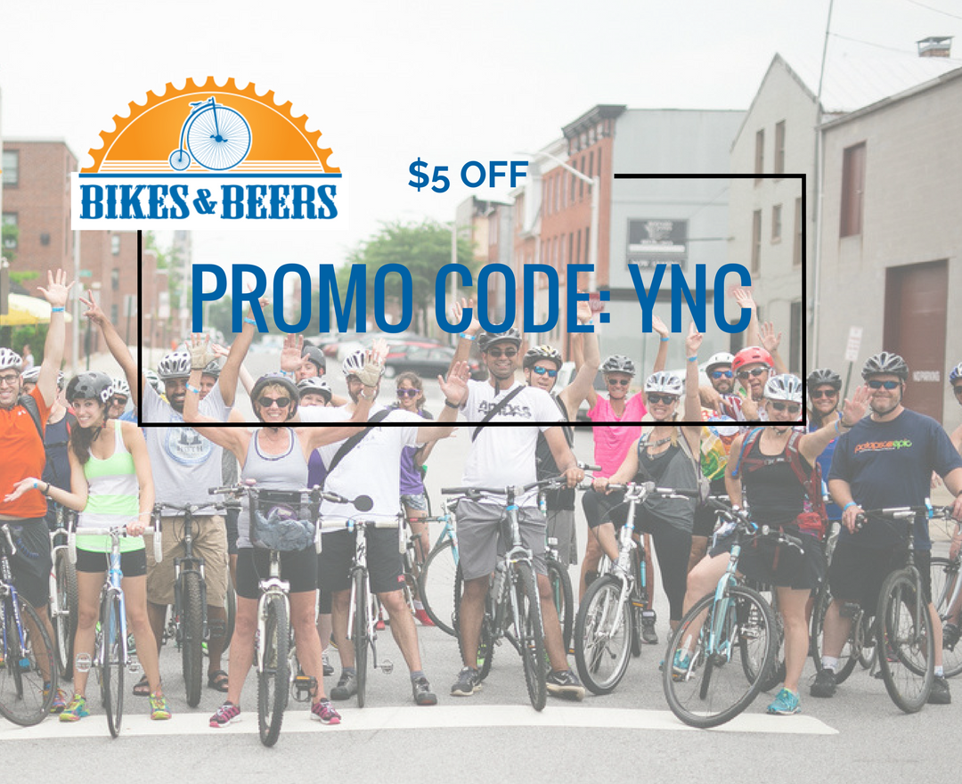 Bikes and Beers 2017 (Discount Promo Code)