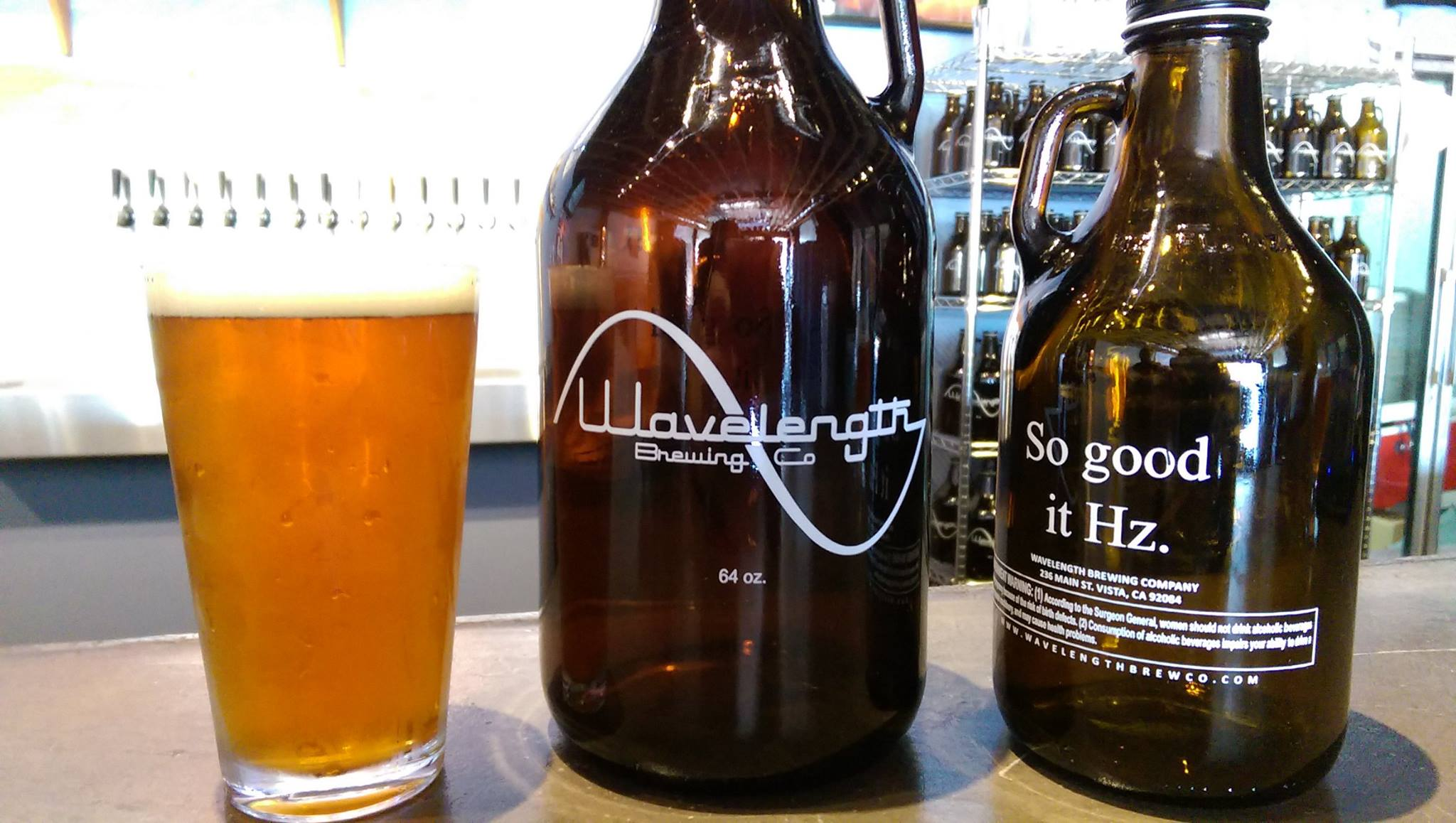 Wavelength Brewing Co