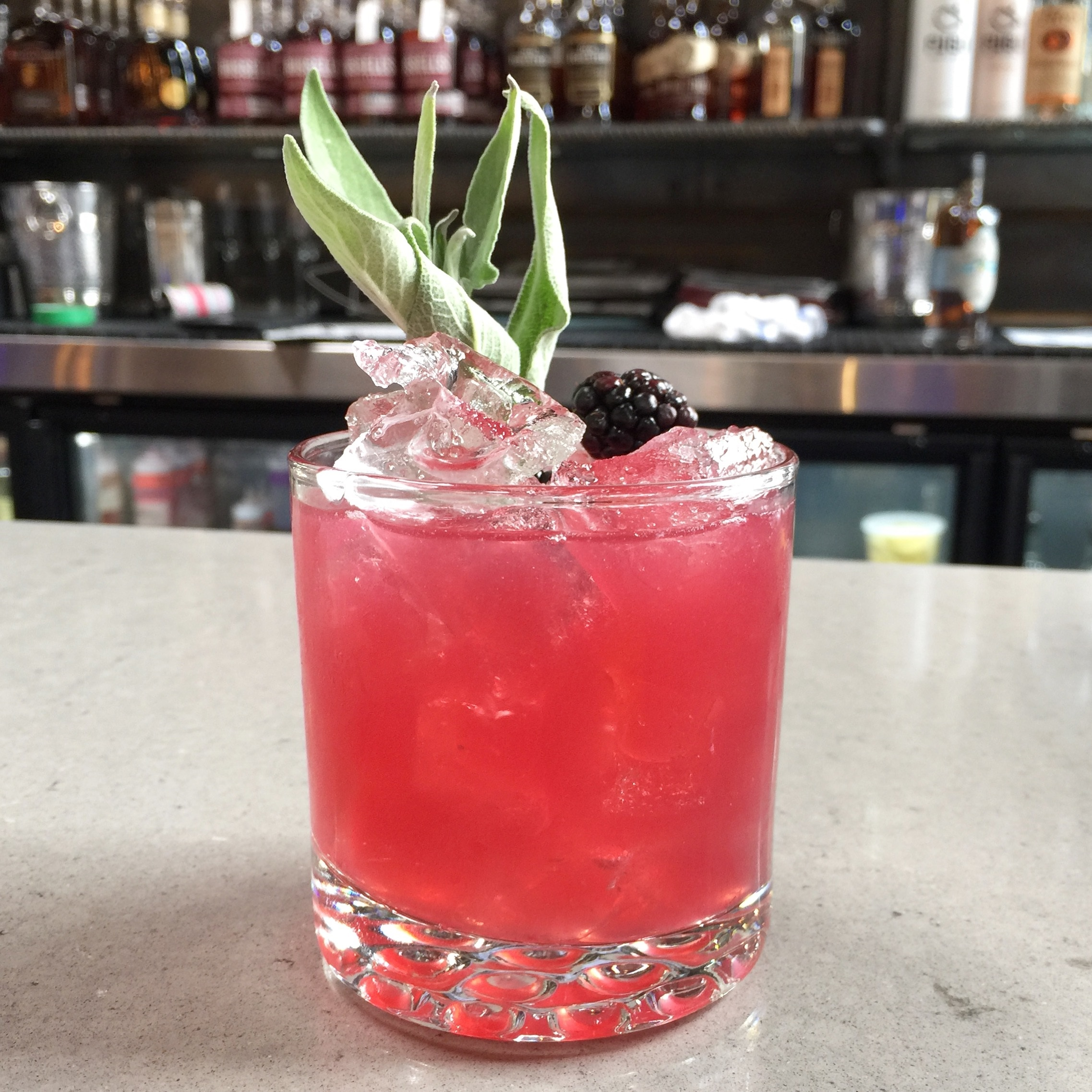 Blackberry Bramble | Urge Commonhouse