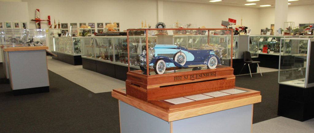 Miniature Engineering Craftsmanship Museum Your North County