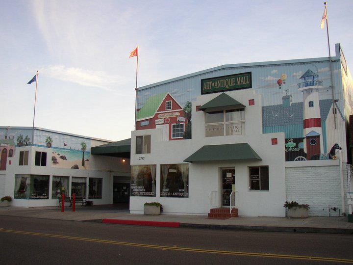 Carlsbad Village Art Amp Antique Mall Your North County