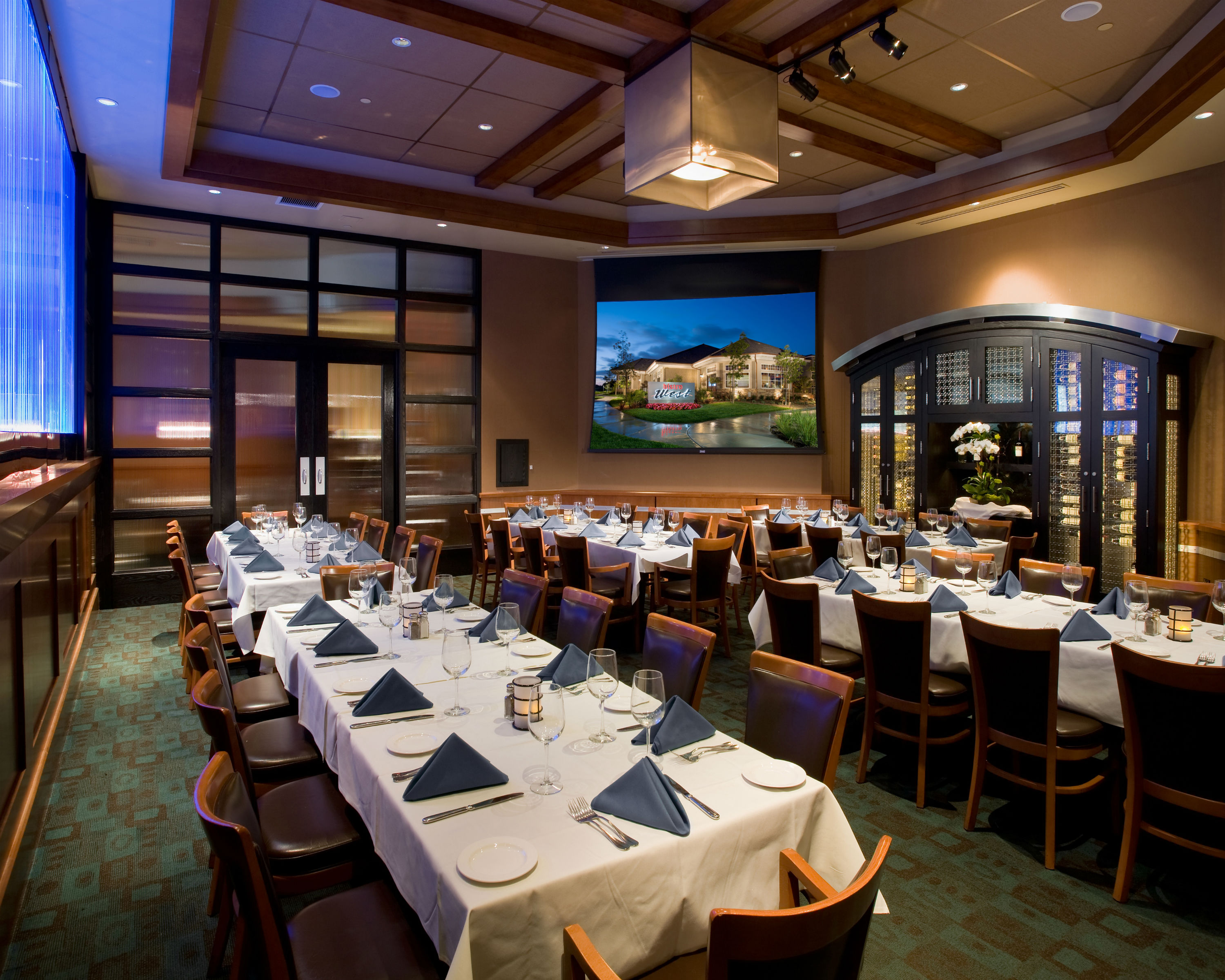 Restaurants With Private Rooms And Group Menu
