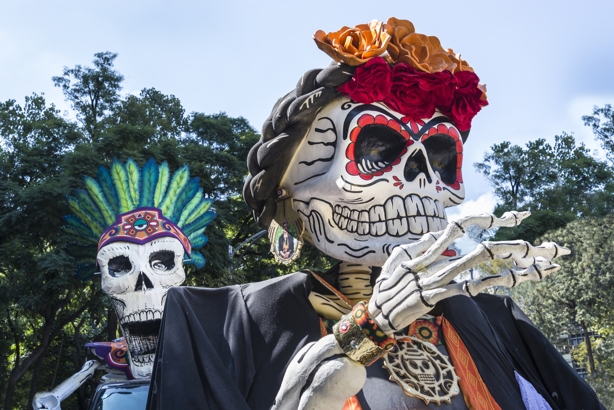 Dia De Los Muertos Events in North County San Diego (2018) - YNC