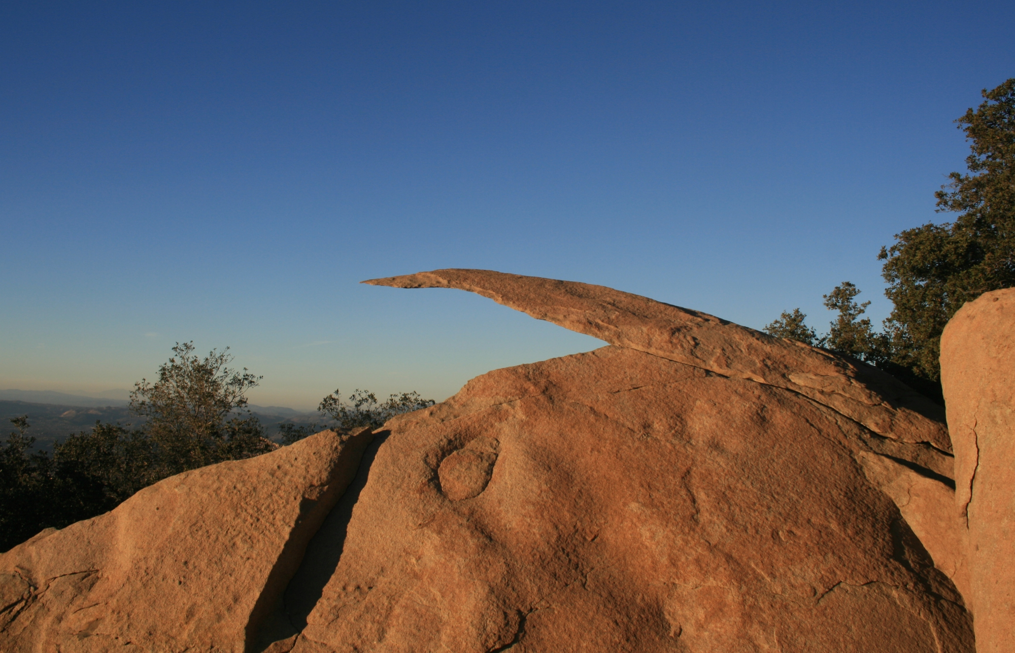 Potato Chip Rock San Diego