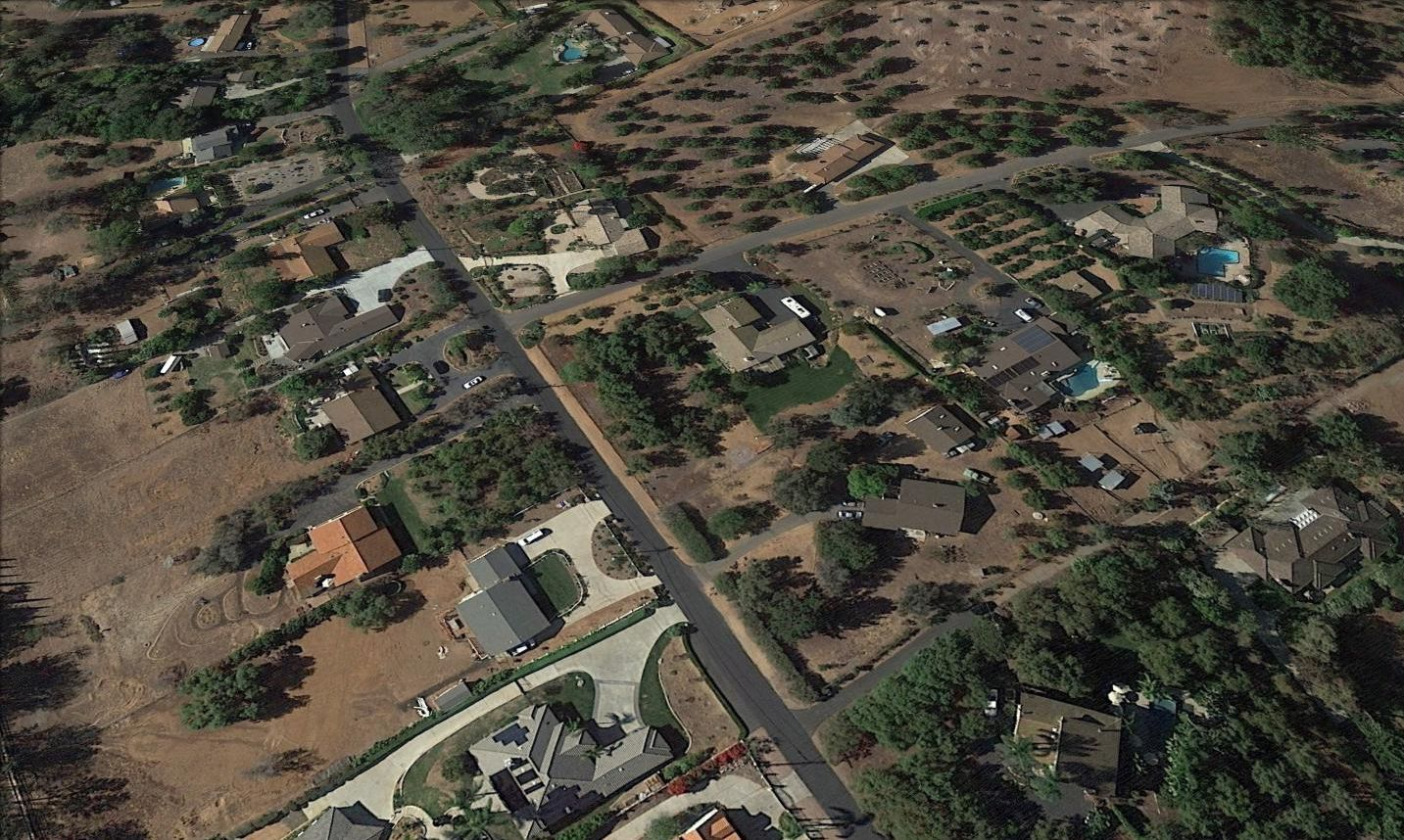 Rancho Camino North County Neighborhood