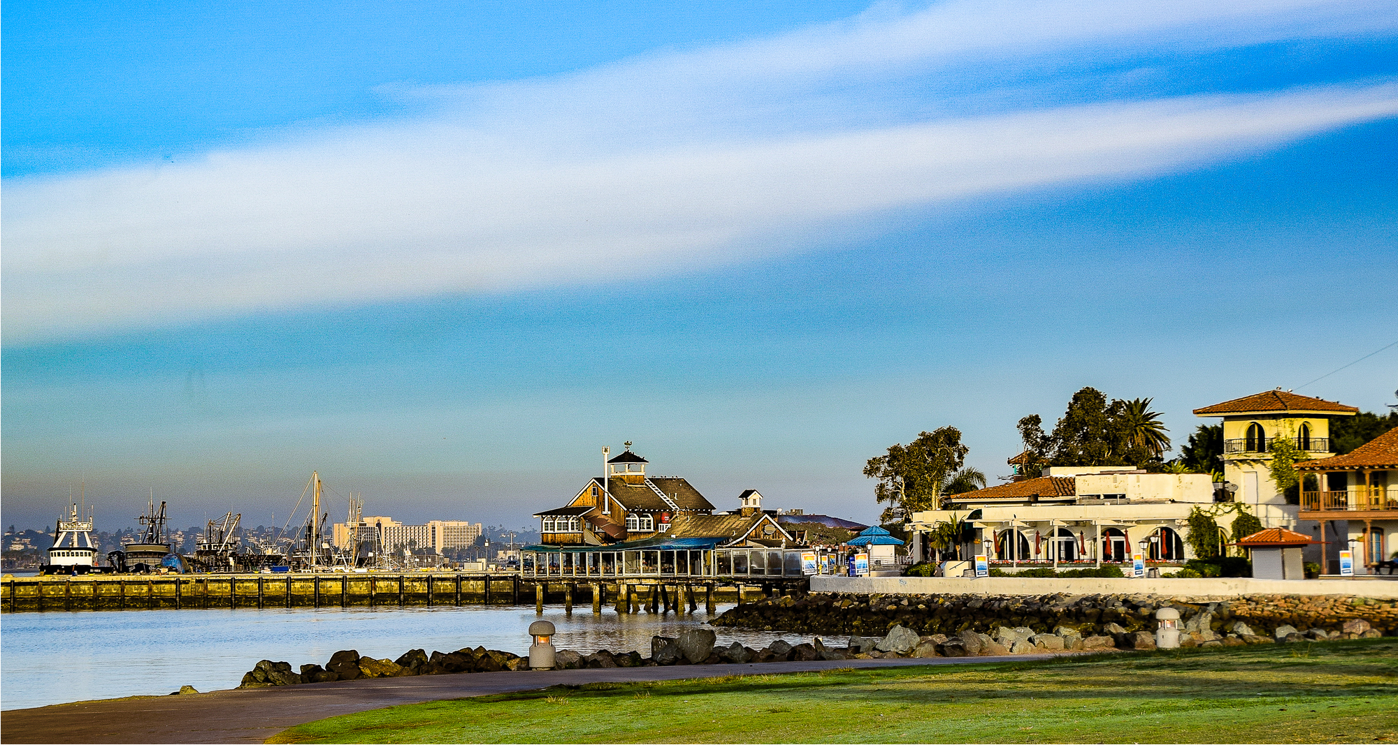 things to do in san diego seaport village