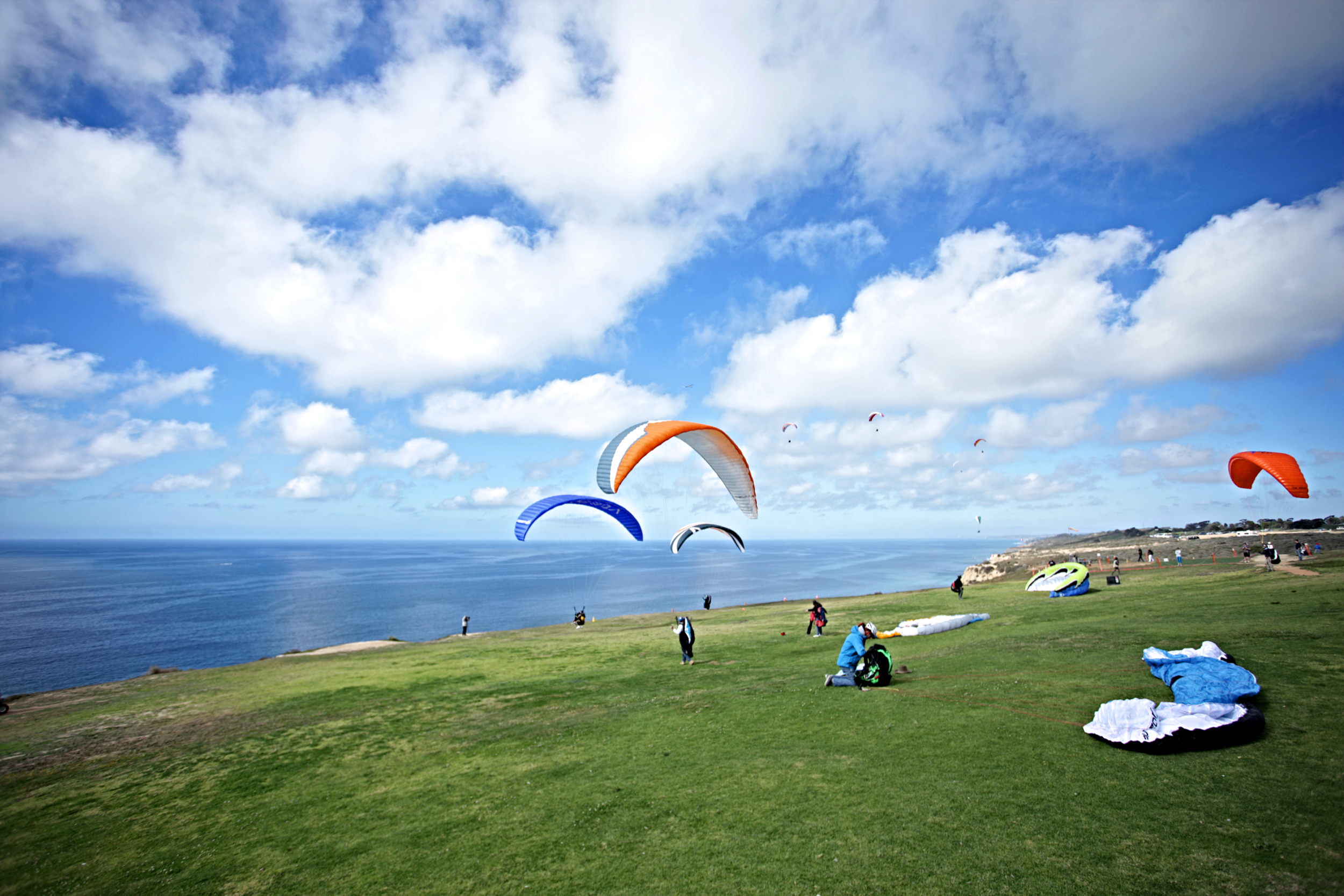 things to do in san diego Torrey Pines Gliderport
