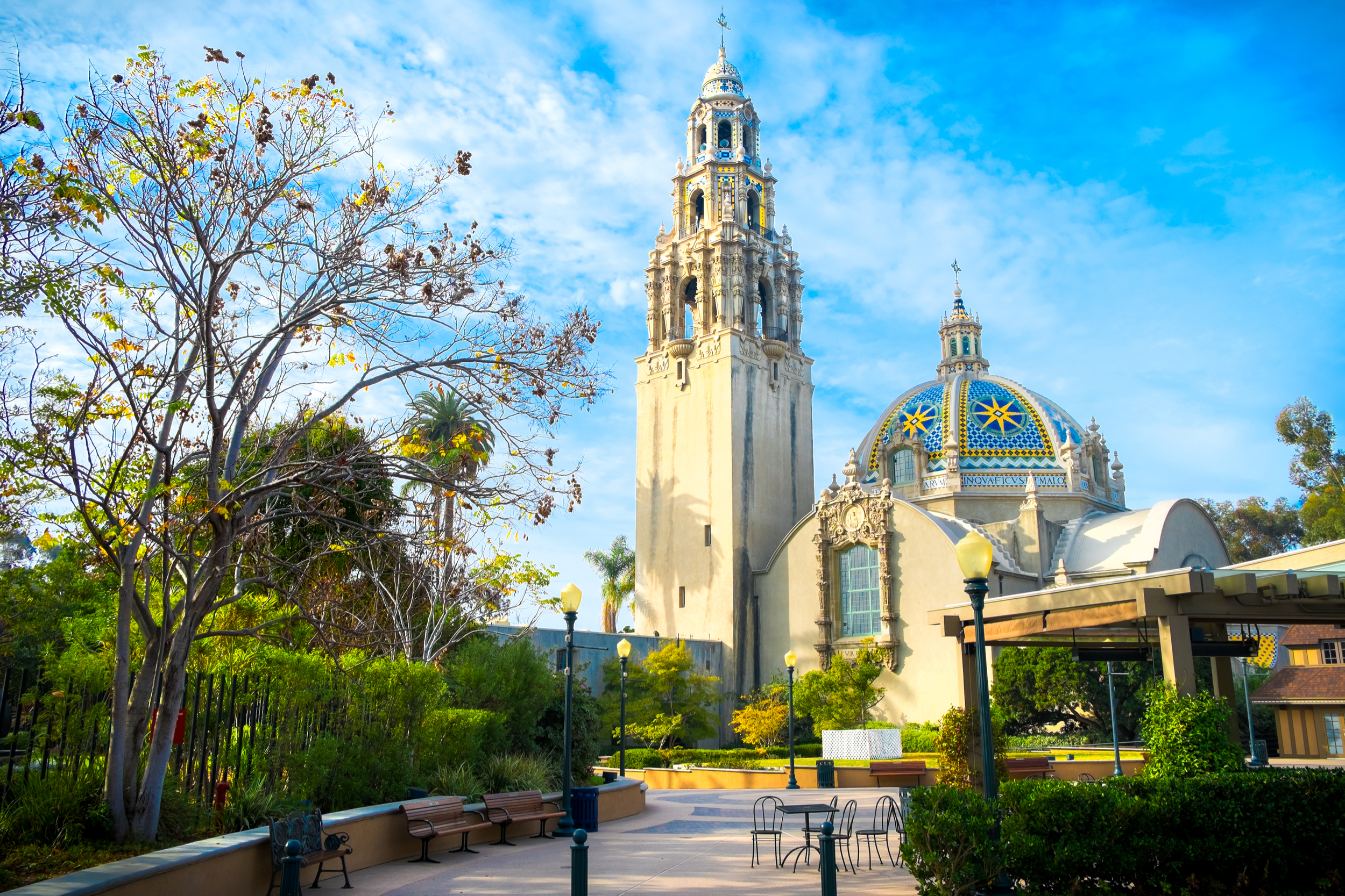 Restaurants Near Balboa Park