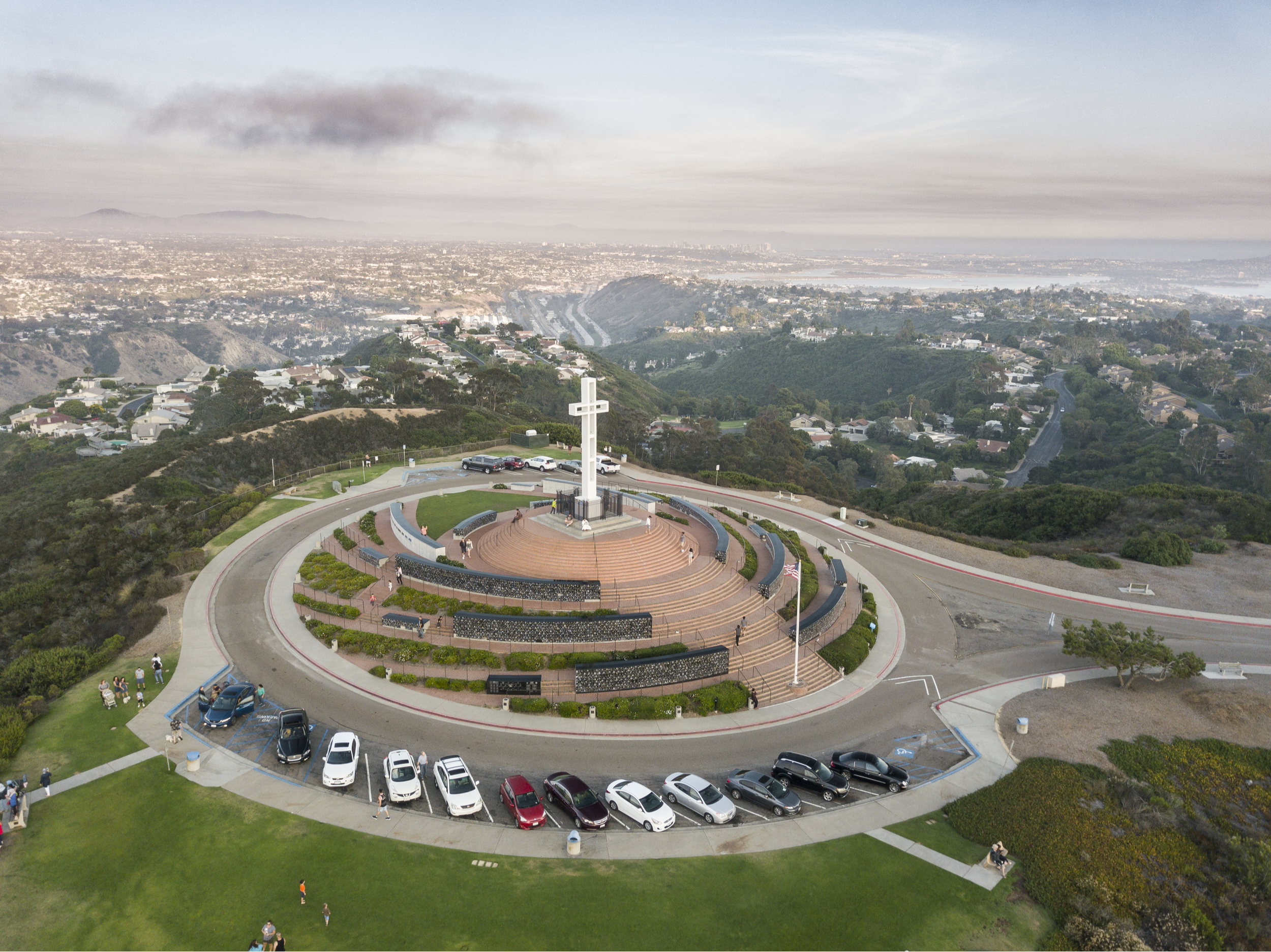 things to do in san diego mount soledad